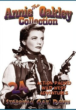 Classic TV shows based on the exploits of legendary sharp-shooter Annie Oakley