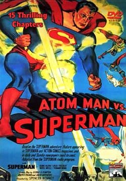 Atom Man vs. Superman - Serial