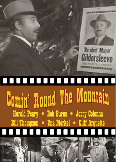 Comin Round the Mountain rare classic movie