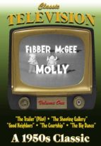 Fibber McGee & Molly TV version of the 1935-57 radio show debuted on NBC on September 15, 1959, but lasted only 4 months. The TV series never caught on.