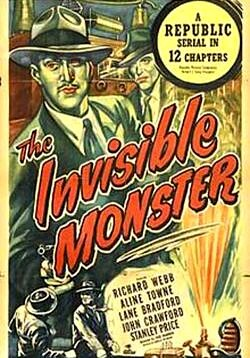 The Invisible Monster - 12 Chapters