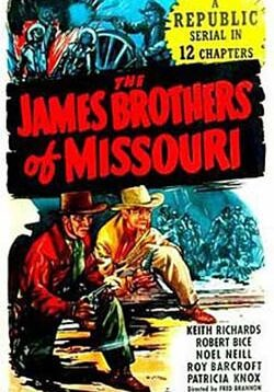 The James Brothers of Missouri - 12 Chapters