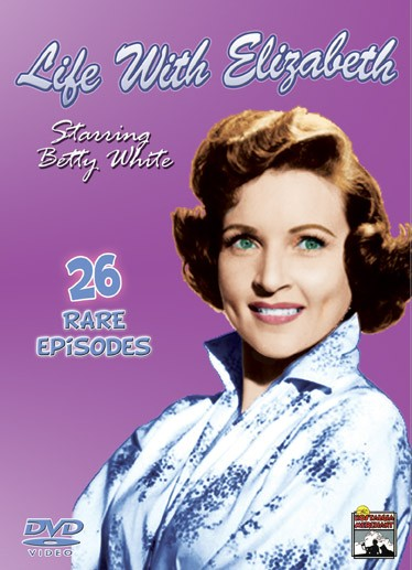 Life with Elizabeth told the story of married couple Elizabeth and Alvin. This is a 6 DVD set with 26 Full-length episodes.