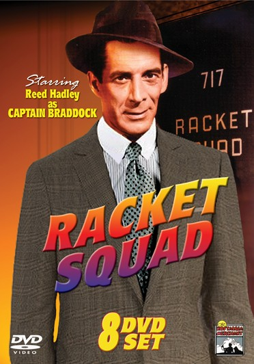 Racket Squad TV Shows