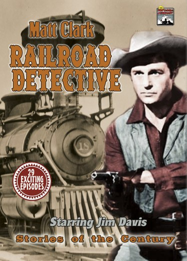 Railroad Detective TV Shows