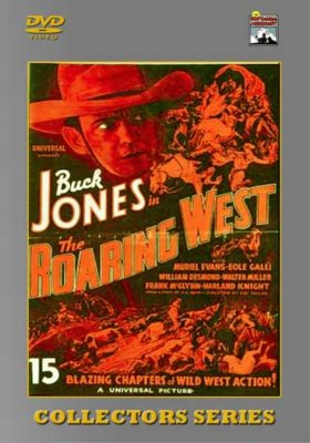 The Roaring West - 15 Chapters