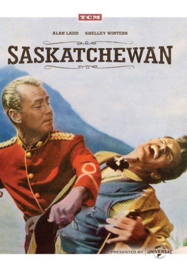 Saskatchewan - blood brothers are tested when marauding Sioux Indians cross the border to enlist the peaceful Cree in a battle against Great White Father.