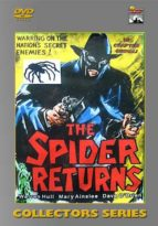 The Spider Returns - 15 Chapters 1941