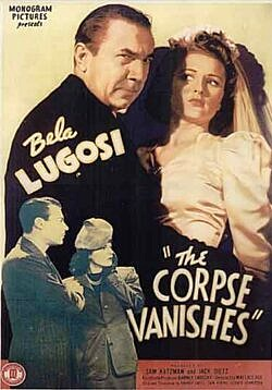 The Corpse Vanishes - Rare classic movie starring Bela Lugosi