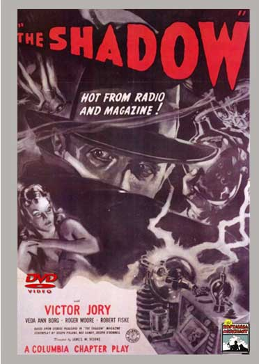 The Shadow - 15 Chapter Serial