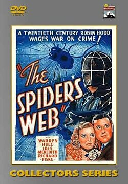 The Spider's Web - starring Warren Hull