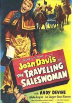 The Traveling Saleswoman starring Joan Davis