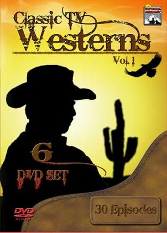 Classic TV Westerns – Western TV Shows – Vol. 1