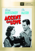 Accent on Love - Wealthy young man takes a job as a WPA ditch digger and falls for an immigrant girl and divorces his wife and tries to help the poor.