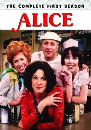 Alice - SeasoAlice - Season One - Alice Hyatt a recently widowed single mom who finds herself working as a waitress at an Arizona diner while caring for her pre-teen son.