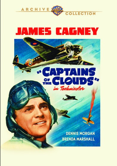 Captain of the Clouds