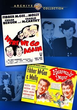 Fibber McGee and Molly Double Feature