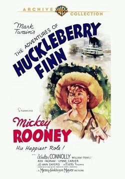 Adventures of Huckleberry Finn - Adventures of Huckleberry Finn - Mickey Rooney as Huckleberry Finn and Rex Ingram as Jim a man running from slavery, in this wonderful family classic.