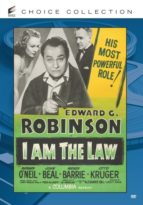 I Am the Law - In a town rife with corruption, law professor John Lindsay is appointed special prosecutor to help clean up the city.