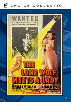 The Lone Wolf puts his larcenous detective skills in action to assist beautiful woman when she is accused of a murder she didn't commit.