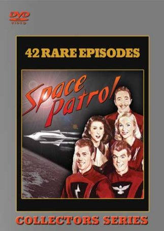 Space Patrol TV shows