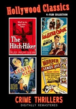 Crime Thrillers - 4-Films Collection