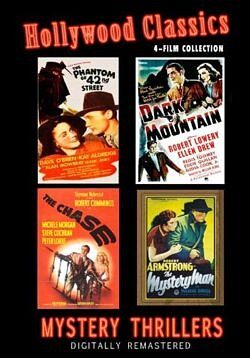 Mystery Thrillers - 4-Film Collection
