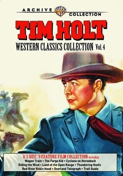 Tim Holt Western Collection