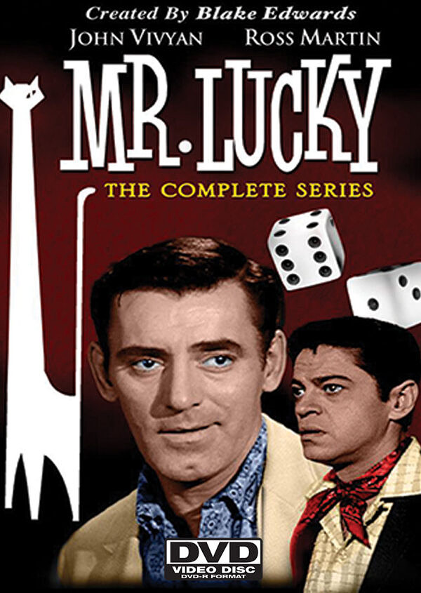 Mr. Lucky - The Complete Series - 34 Episodes