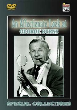 Affectionate look at George Burns