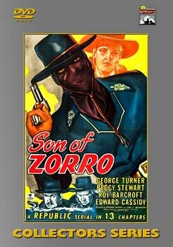 Son of Zorro - 13 Chapter Serial
