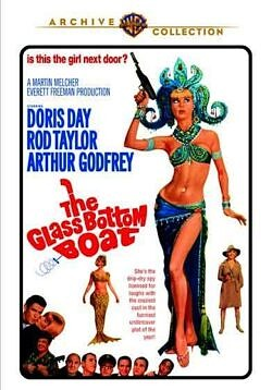 Glass Bottom Boat - Starring Doris Day - Classic Movie
