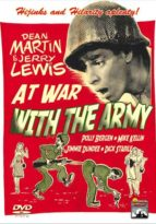 At War With the Army starring Dean Martin and Jerry Lewis