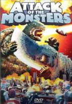 Attack of the Monsters - rare science fiction movie