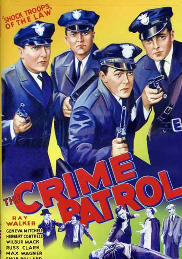 The Crime Patrol rare classic movie