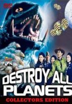 Destroy All Planets - Classic Science Fiction movie