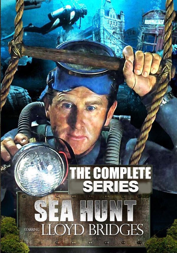 Sea Hunt - The Complete Series