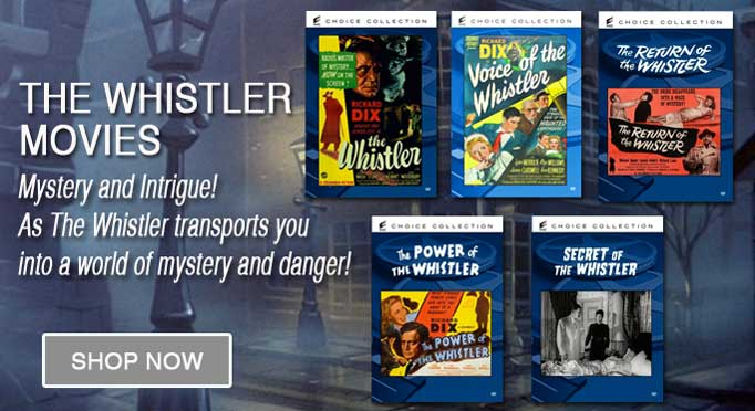 The Whistler Movies