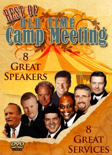 Best of Old Time Camp Meeting - Alabama Church of God Camp Meeting services