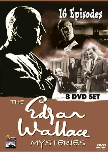 Edgar Wallace Mysteries TV Shows