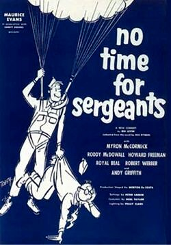 No Time For Sergeants movie