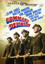 Command Decision - starring Clark Gable - 1948