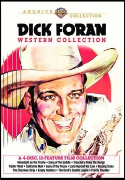 Dick Foran Westerns Collection