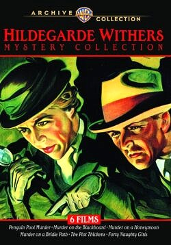 Hildegarde Withers Mysteries Movies
