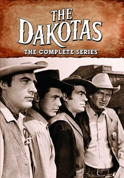 The Dakotas - Complete series from 1962