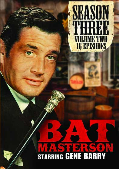 Bat Materson TV Series - 16 DVD Set.