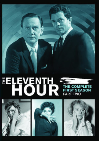 Eleventh Hour TV Series – Season One – 32 Episodes