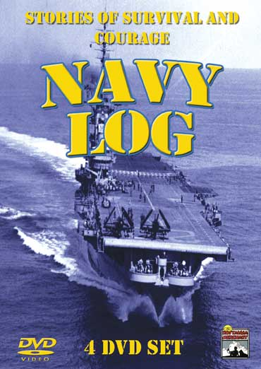 Navy Log TV Show - stories of survival in the U.S. Navy