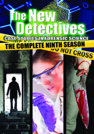 The New Detectives TV Series – the complete collection of 121 shows