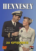 Hennesey TV Shows starring Jackie Cooper and Abby Dalton